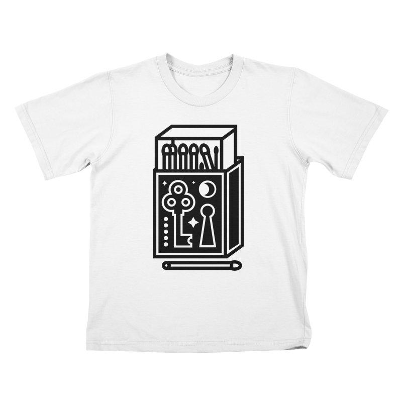 Matchbox Kids T-Shirt by Koivo's Artist Shop