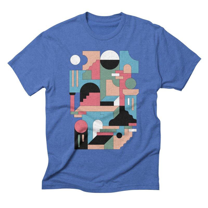 Abs III Men's T-Shirt by Koivo's Artist Shop