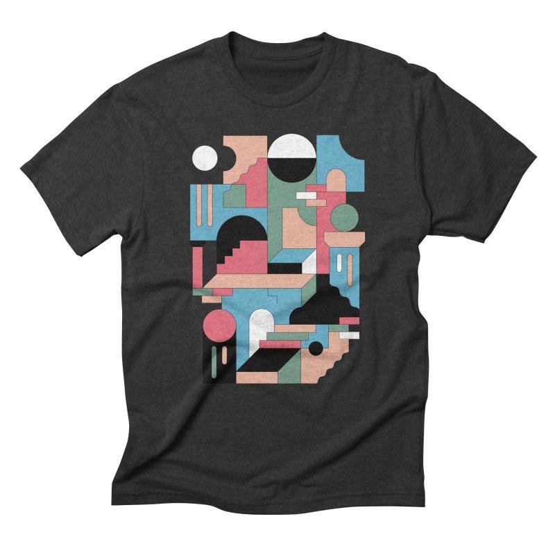 Abs III Men's Triblend T-Shirt by Koivo's Artist Shop