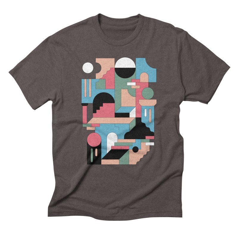 Abs III Men's Triblend T-Shirt by Koivo's Artist Shop