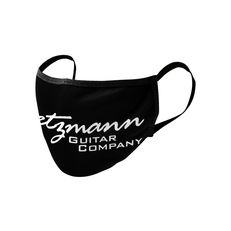 Kretzmann Guitars - Words Accessories Face Mask by Kretzmann Guitars's Shop