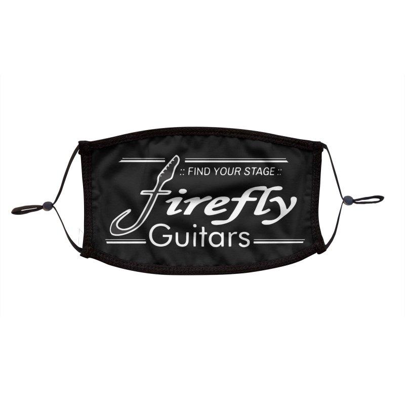 Firefly Guitars Gear Accessories Face Mask by Kretzmann Guitars's Shop