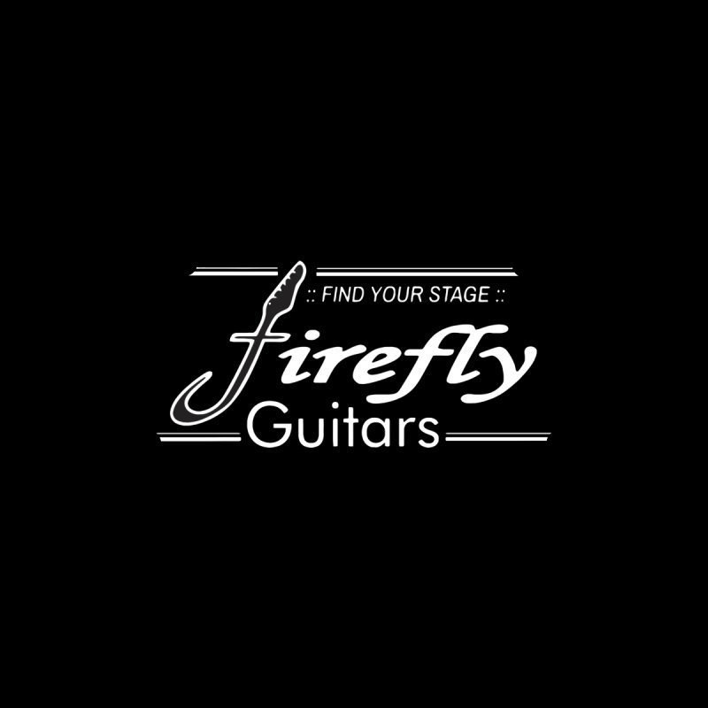 Firefly Guitars Gear Accessories Beach Towel by Kretzmann Guitars's Shop