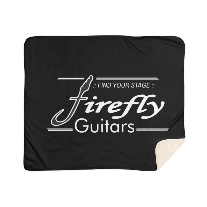 Firefly Guitars Gear Home Blanket by Kretzmann Guitars's Shop