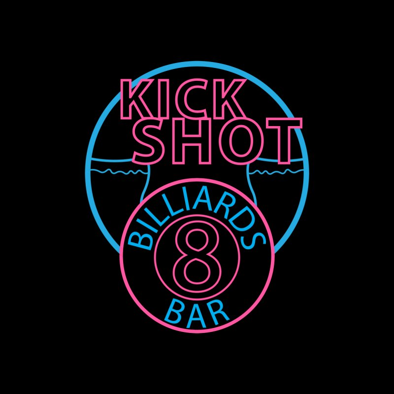 Kick Shot Men's T-Shirt by Kristen Banet's Universe