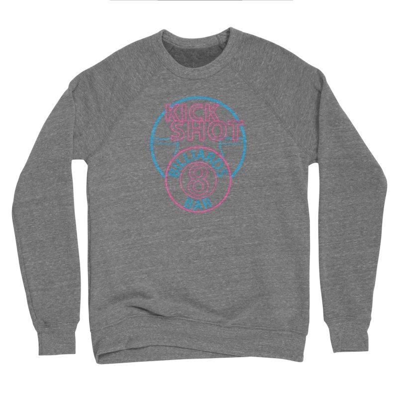 Kick Shot Men's Sweatshirt by Kristen Banet's Universe