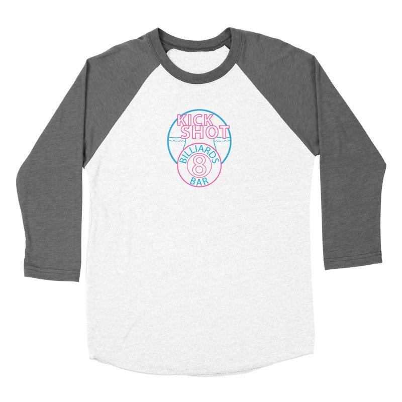 Kick Shot Women's Longsleeve T-Shirt by Kristen Banet's Universe