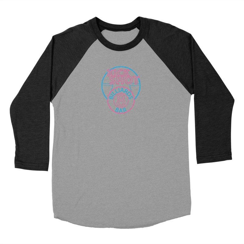 Kick Shot Men's Longsleeve T-Shirt by Kristen Banet's Universe