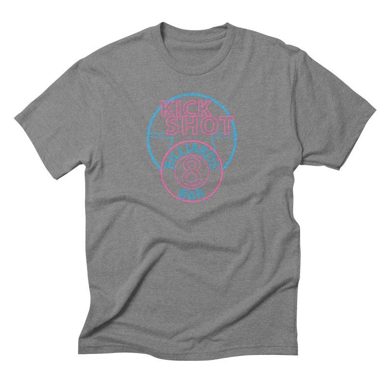 Kick Shot Men's T-Shirt by Kristen Banet's Universe