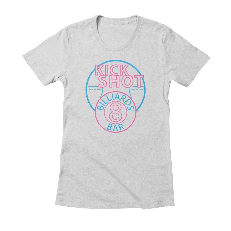 Kick Shot Women's T-Shirt by Kristen Banet's Universe