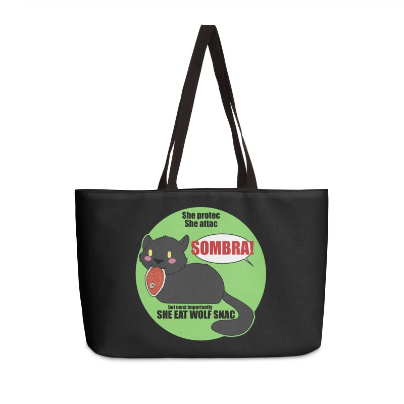 Sombra Meme Accessories Bag by Kristen Banet's Universe