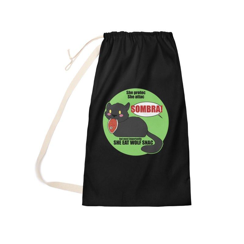 Sombra Meme Accessories Bag by Kristen Banet's Universe