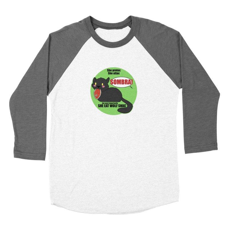 Sombra Meme Women's Longsleeve T-Shirt by Kristen Banet's Universe
