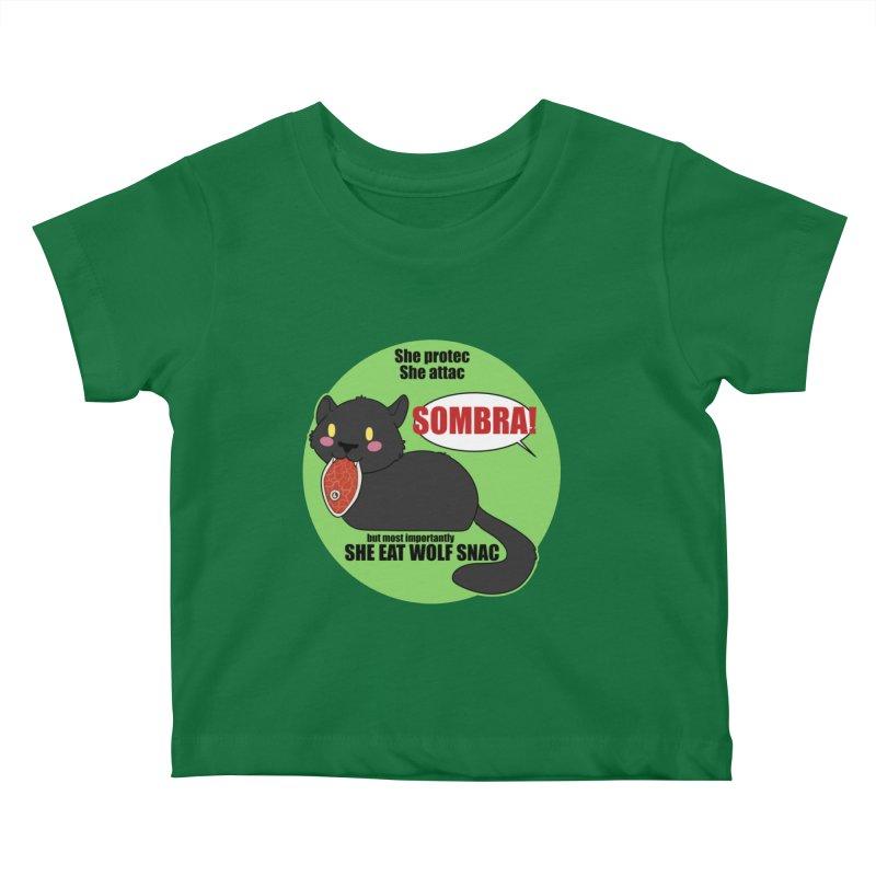 Sombra Meme Kids Baby T-Shirt by Kristen Banet's Universe