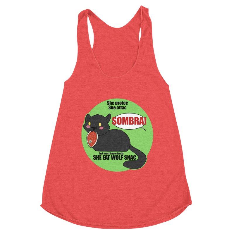 Sombra Meme Women's Tank by Kristen Banet's Universe