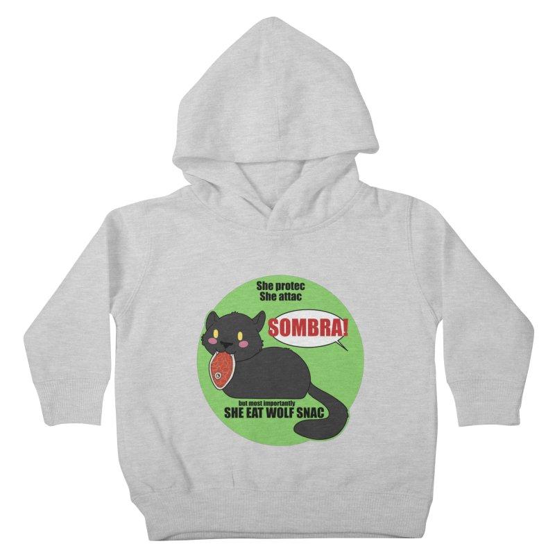 Sombra Meme Kids Toddler Pullover Hoody by Kristen Banet's Universe