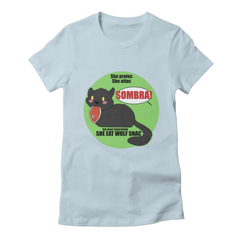 Sombra Meme Women's T-Shirt by Kristen Banet's Universe