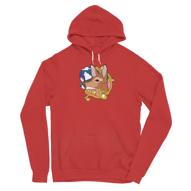 Abigail- The Innocent Doe (Full Color) Men's Pullover Hoody by Kristen Banet's Universe