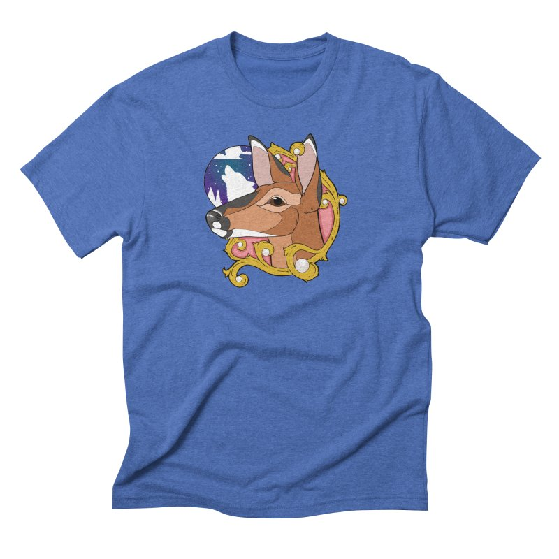 Abigail- The Innocent Doe (Full Color) Men's T-Shirt by Kristen Banet's Universe