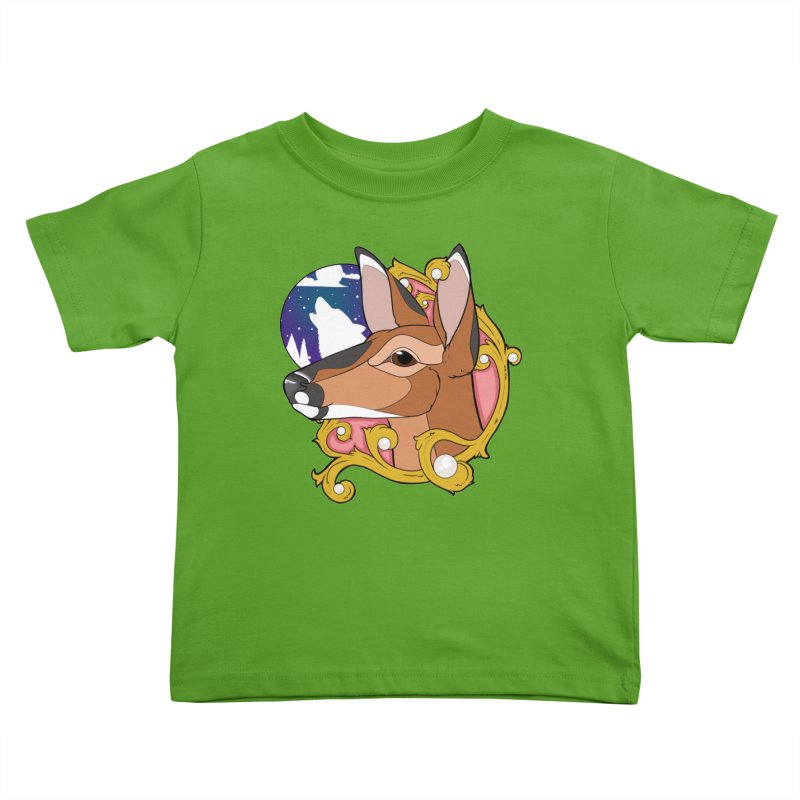Abigail- The Innocent Doe (Full Color) Kids Toddler T-Shirt by Kristen Banet's Universe