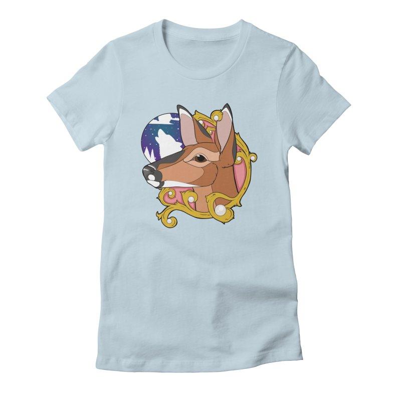 Abigail- The Innocent Doe (Full Color) Women's T-Shirt by Kristen Banet's Universe