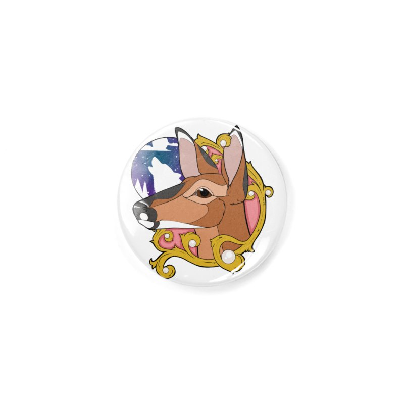 Abigail- The Innocent Doe (Full Color) Accessories Button by Kristen Banet's Universe