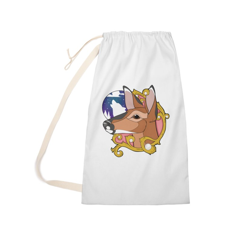 Abigail- The Innocent Doe (Full Color) Accessories Bag by Kristen Banet's Universe
