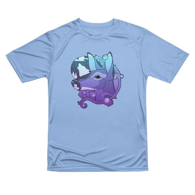 Abigail- The Innocent Doe (Gradient) Men's T-Shirt by Kristen Banet's Universe