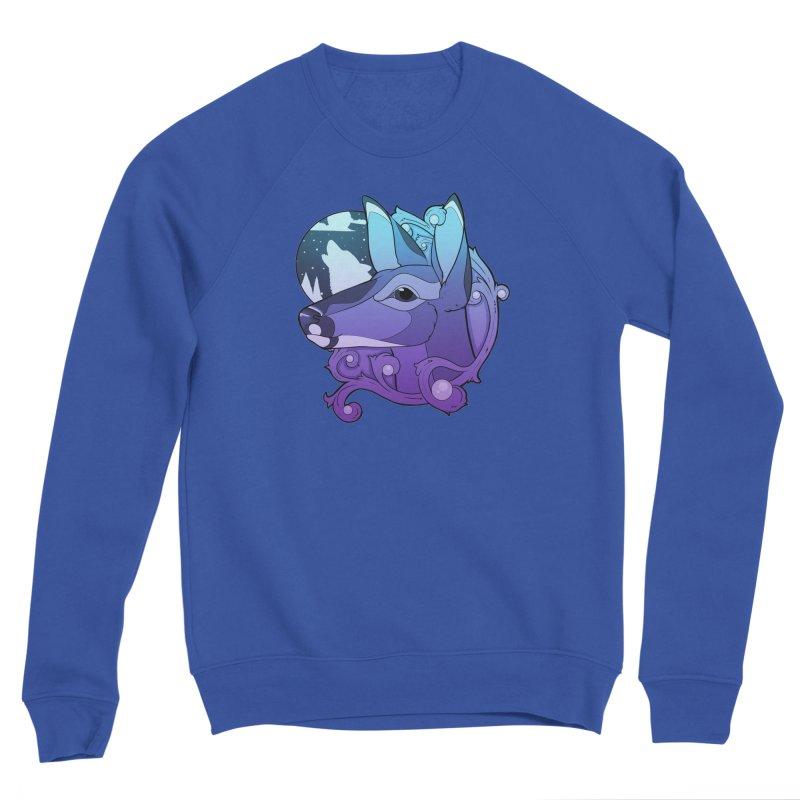 Abigail- The Innocent Doe (Gradient) Men's Sweatshirt by Kristen Banet's Universe