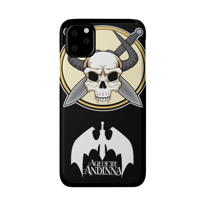 Age of the Andinna Logo Set Accessories Phone Case by Kristen Banet's Universe