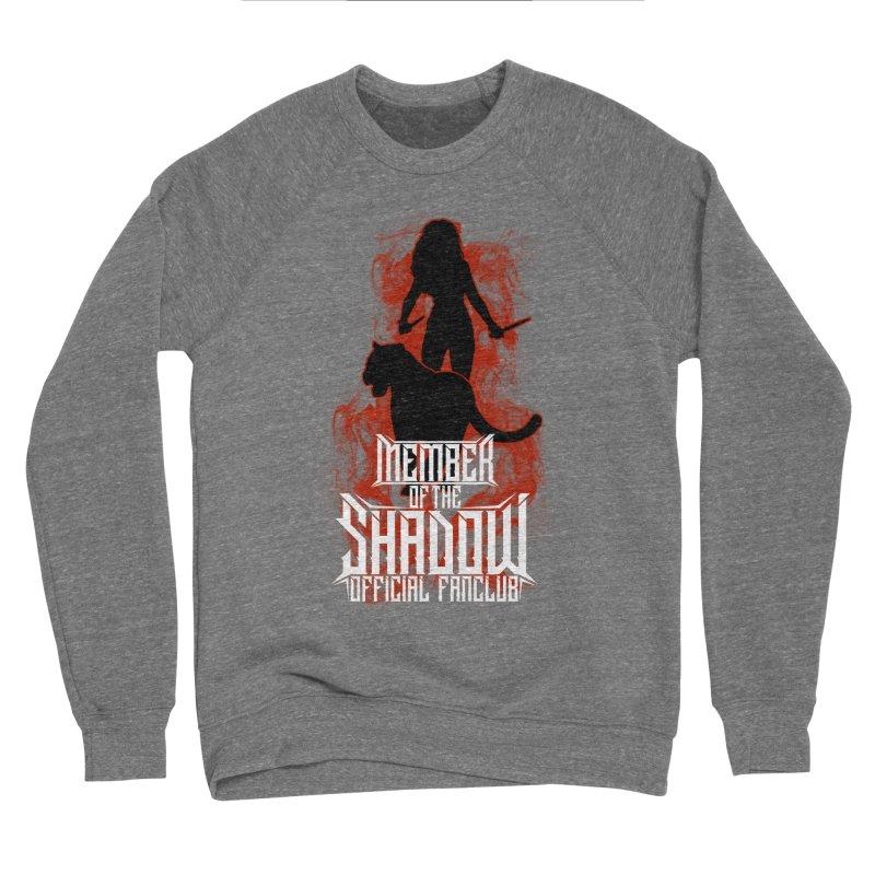 Sawyer and Sombra Fan Club Men's Sweatshirt by Kristen Banet's Universe