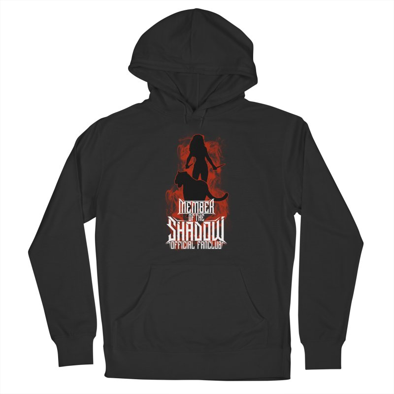 Sawyer and Sombra Fan Club Men's Pullover Hoody by Kristen Banet's Universe