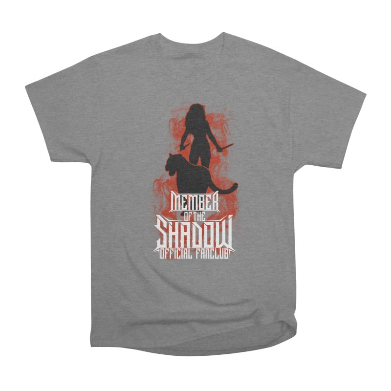 Sawyer and Sombra Fan Club Women's T-Shirt by Kristen Banet's Universe