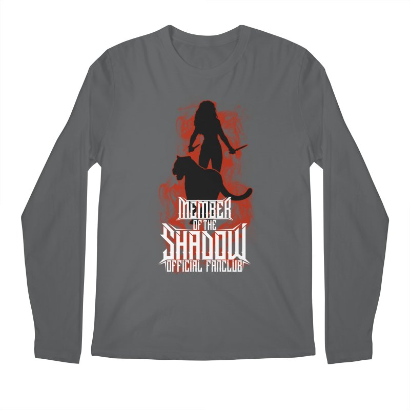 Sawyer and Sombra Fan Club Men's Longsleeve T-Shirt by Kristen Banet's Universe
