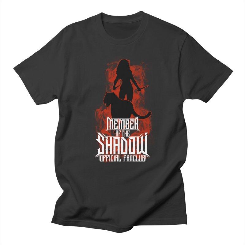 Sawyer and Sombra Fan Club Men's T-Shirt by Kristen Banet's Universe