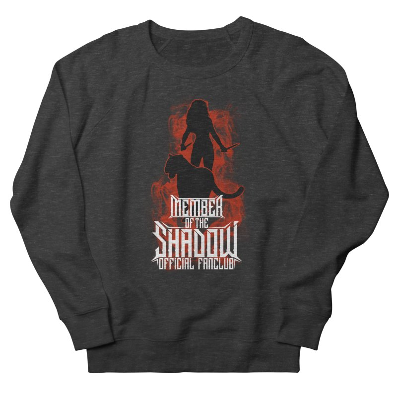 Sawyer and Sombra Fan Club Women's Sweatshirt by Kristen Banet's Universe