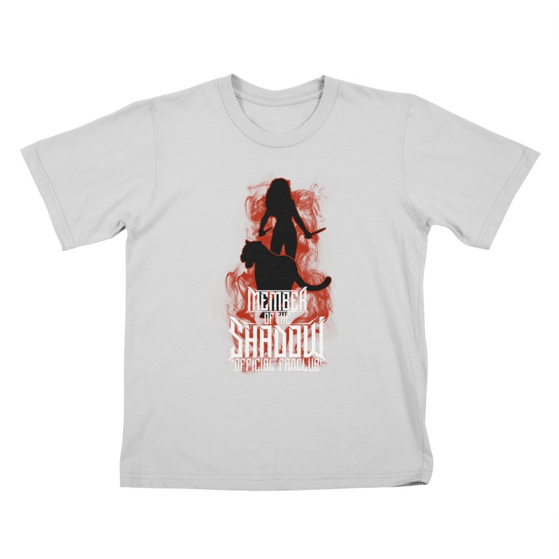 Sawyer and Sombra Fan Club Kids T-Shirt by Kristen Banet's Universe