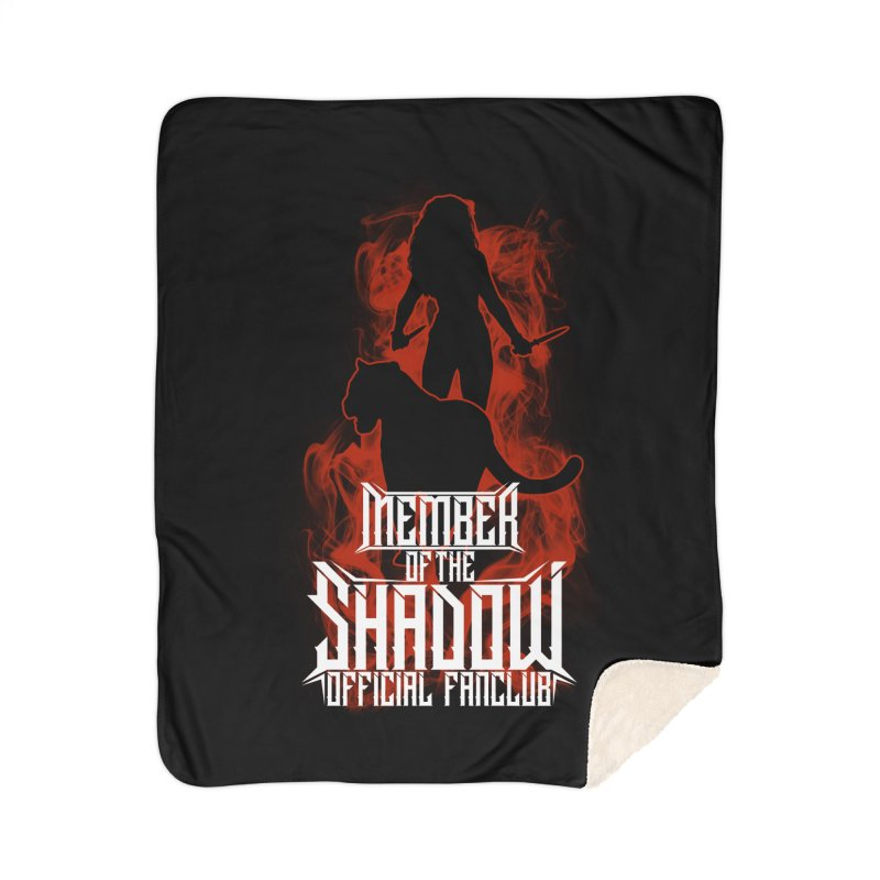 Sawyer and Sombra Fan Club Home Blanket by Kristen Banet's Universe