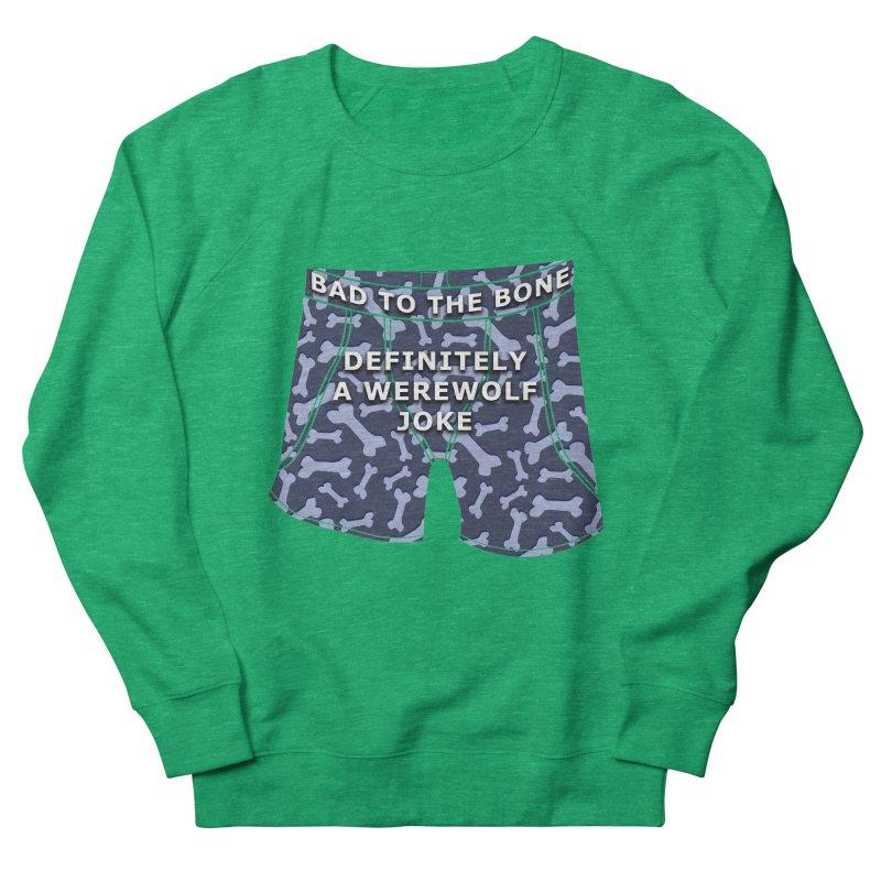 A Werewolf Joke Women's Sweatshirt by Kristen Banet's Universe