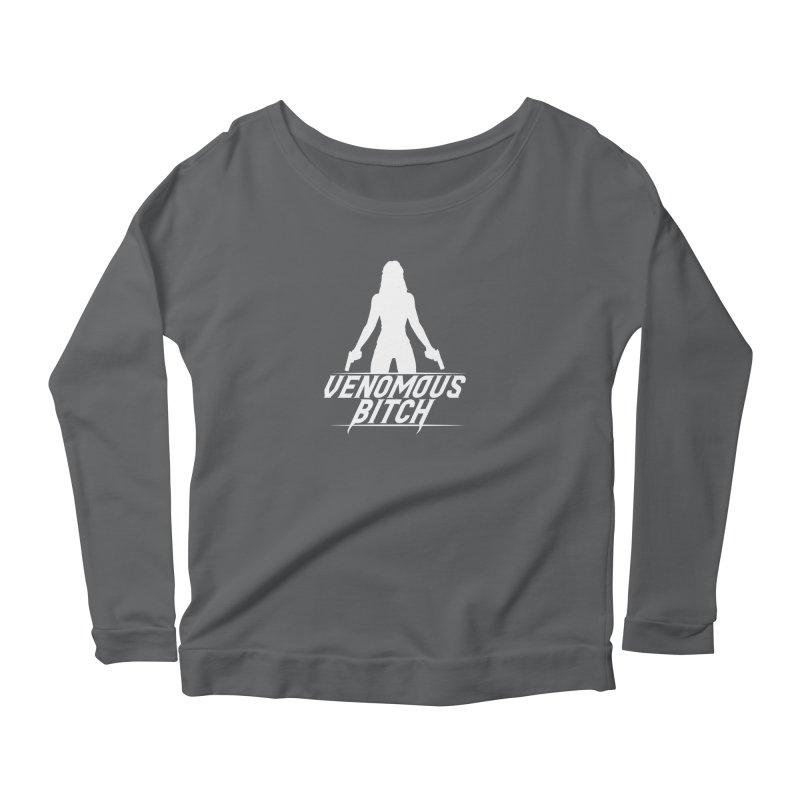 Venomous Bitch- Kaliya Sahni Women's Longsleeve T-Shirt by Kristen Banet's Universe