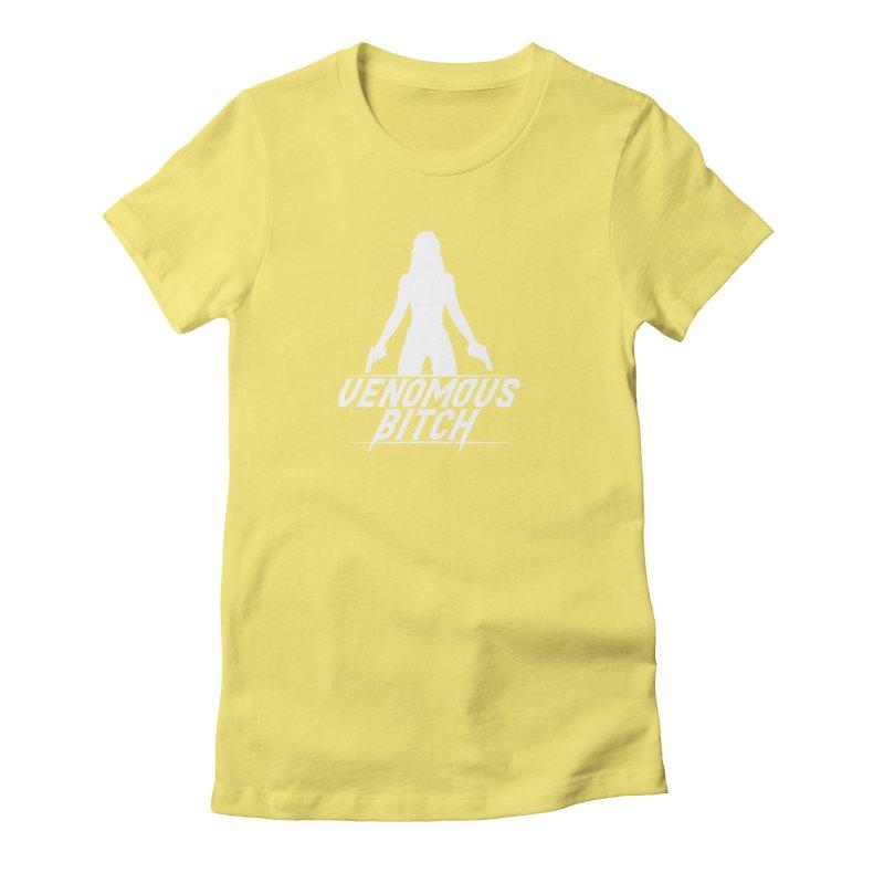 Venomous Bitch- Kaliya Sahni Women's T-Shirt by Kristen Banet's Universe