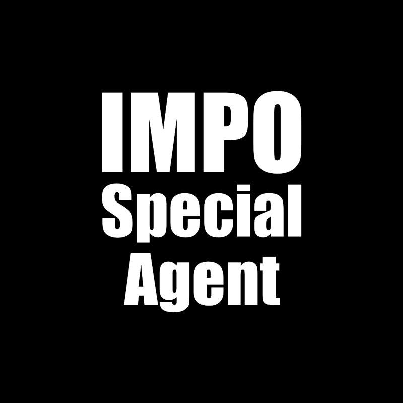 IMPO Special Agent Men's T-Shirt by Kristen Banet's Universe