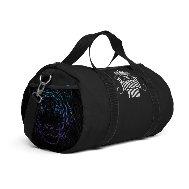 Team Cranky Accessories Bag by Kristen Banet's Universe