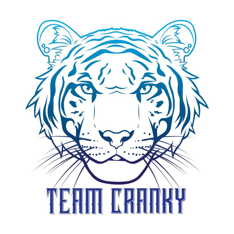 Team Cranky Women's T-Shirt by Kristen Banet's Universe