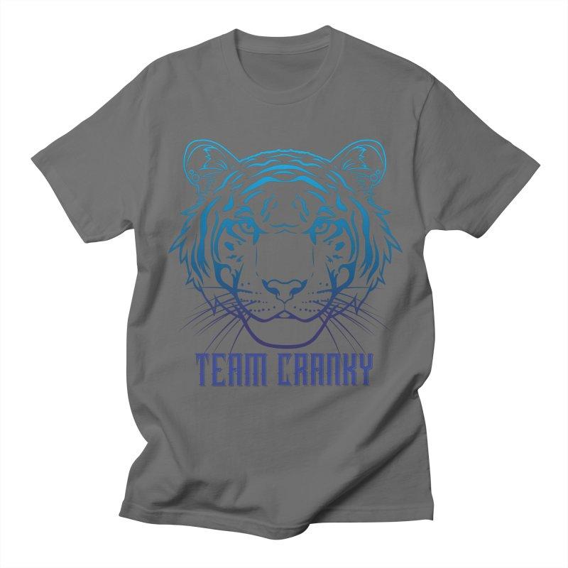 Team Cranky Men's T-Shirt by Kristen Banet's Universe