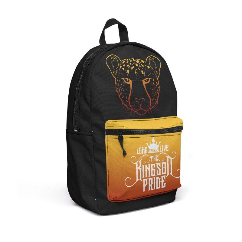 Team Arson Accessories Bag by Kristen Banet's Universe