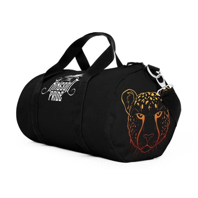 Team Arson Accessories Bag by Kristen Banet's Universe