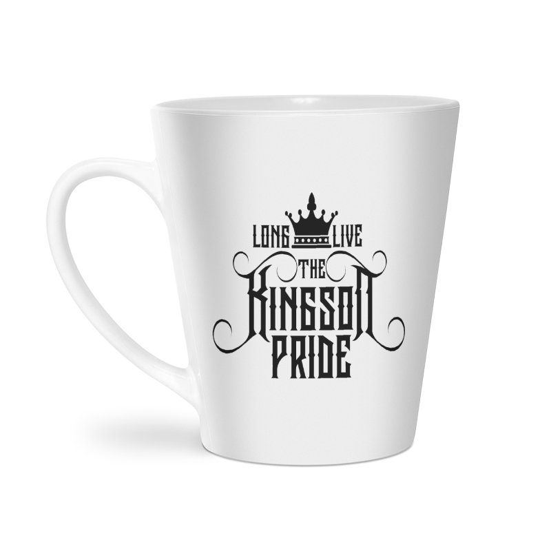 Long Live the Kingson Pride [Black] Accessories Mug by Kristen Banet's Universe