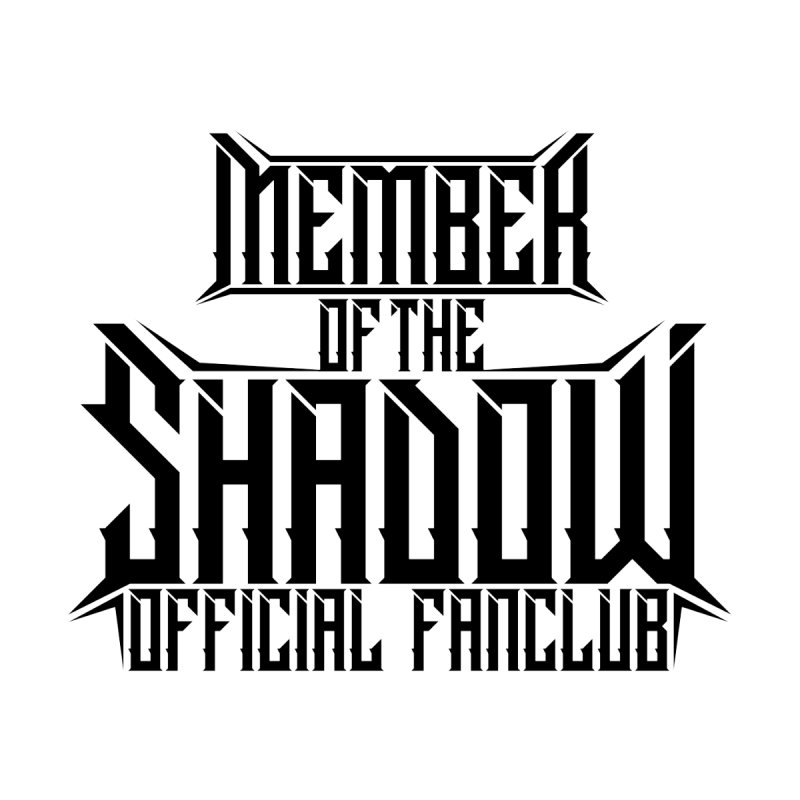 Shadow Official Fanclub Black Women's T-Shirt by Kristen Banet's Universe