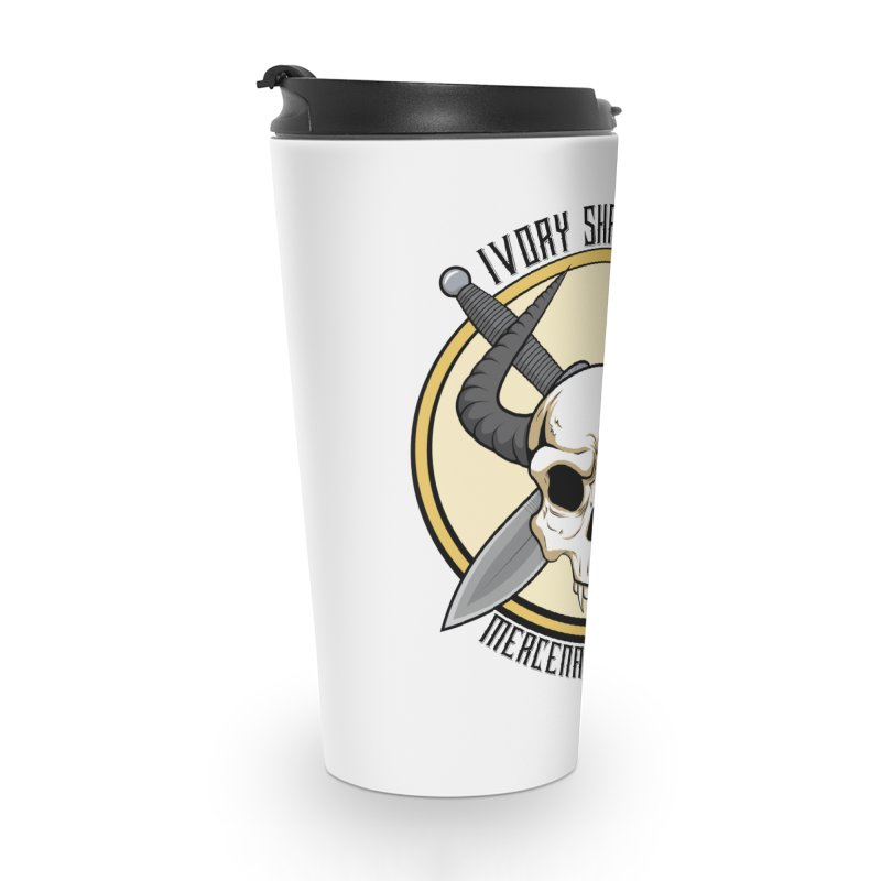 Ivory Shadow Merc Company Accessories Mug by Kristen Banet's Universe